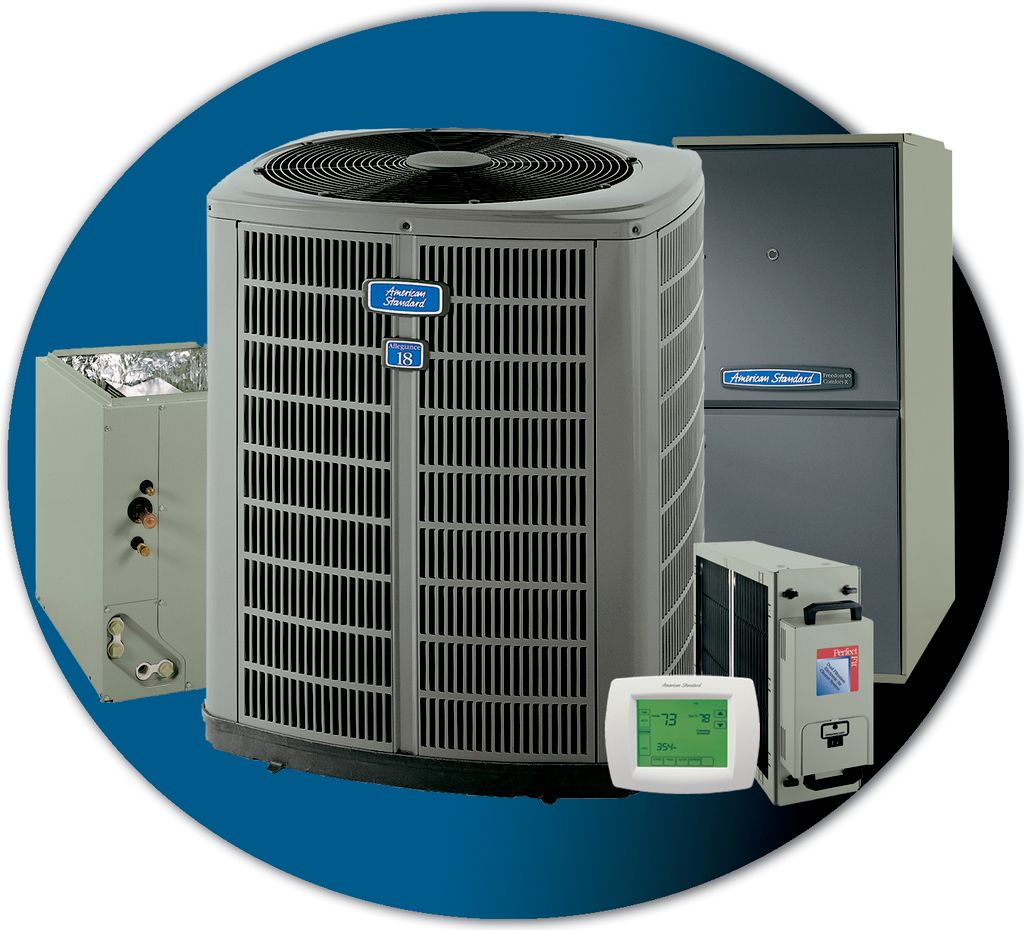 Impact Heating & Cooling