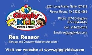 Giggly Kids On The Go