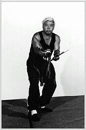 my first kung fu teacher GRANDMASTER GIN FOON MARK ( southern praying mantis system)