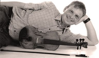 Christopher Sexton, owner of Sexton Music Studio.