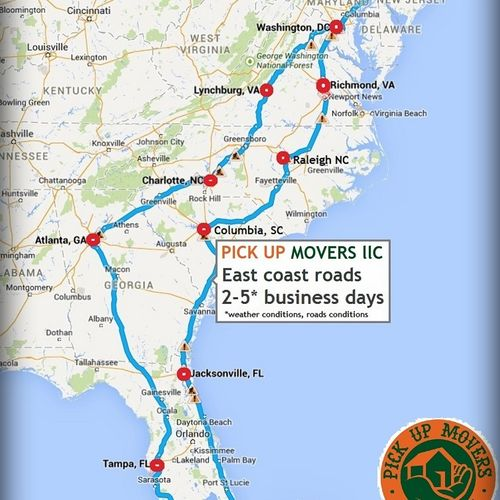 #longdistancemovers#reliable#honestmovers#localmovers#packing#unpacking#storage#thebestmovers#flatrate#moveout#movein#freeestimate#floridamovers