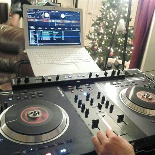 My turntables