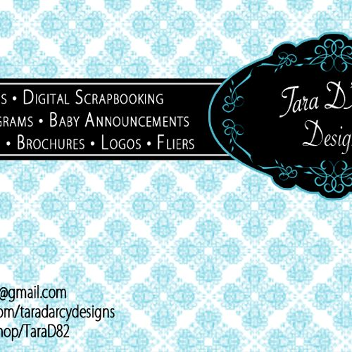 Tara D'Arcy Designs, Graphic Design & Marketing, Westfield, IL
