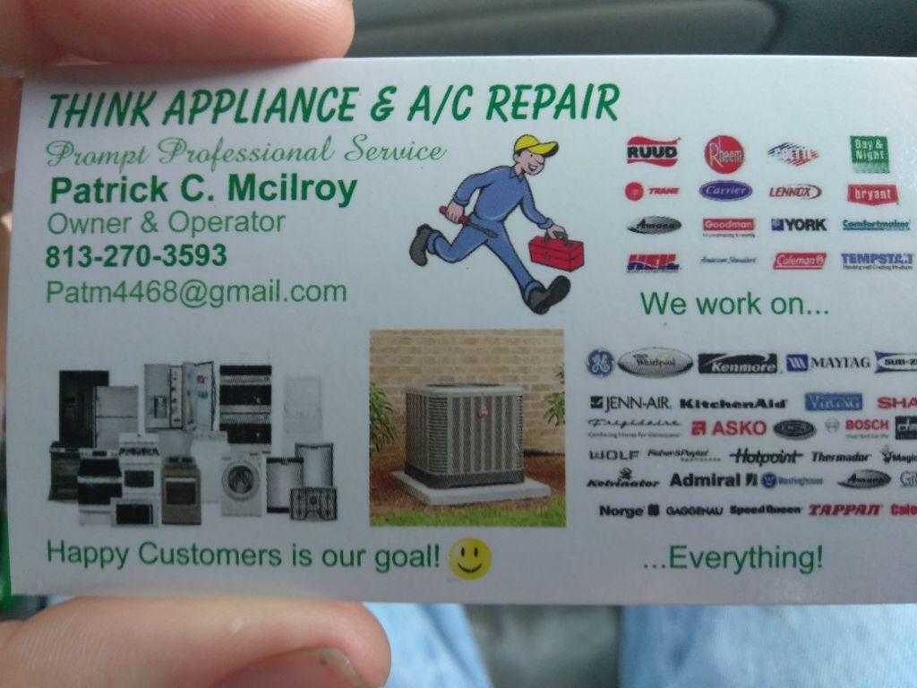 Think Appliance Repair
