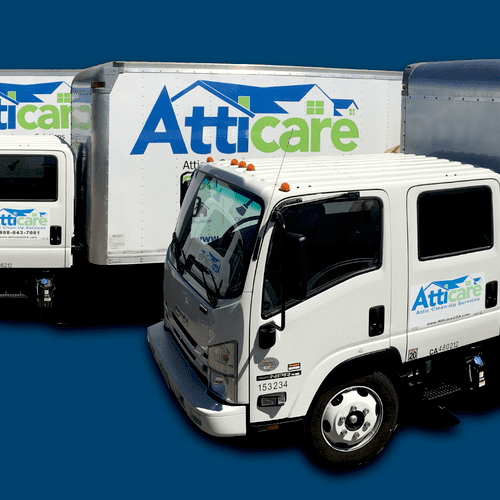 Our Service Vehicles will always be labeled and easy to recognize.