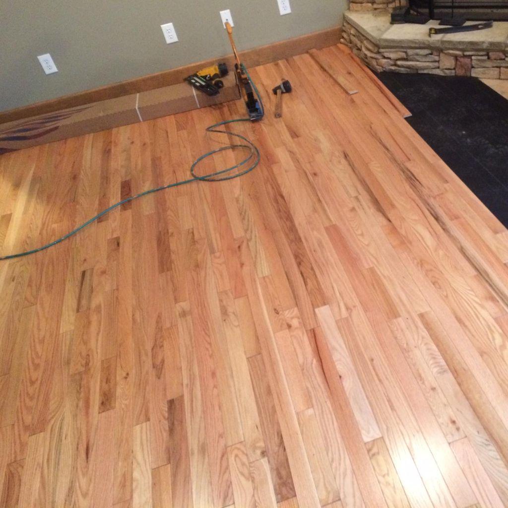 Face wood flooring LLC