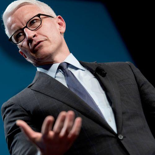 Anderson Cooper, Journalist