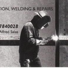 Salas Maintenance Welding Repairs