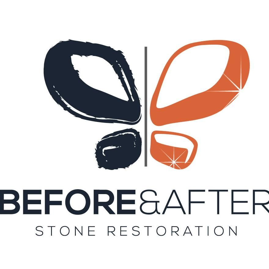 Before & After Stone Restoration