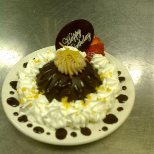 Chocolate Shell Chocolate Ice Cream Bon Bon