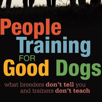 Avatar for People Training For Good Dogs