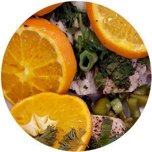 Citrus Mahi Mahi *Available in Classic, Gluten Free, and Paleo/Whole30