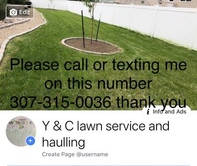 Avatar for Y & C Lawn Service And Hauling Casper, WY Thumbtack