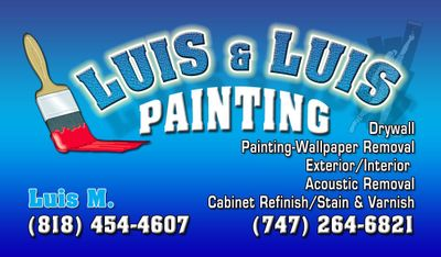 Avatar for Luis painting Los Angeles, CA Thumbtack