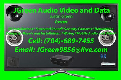 Avatar for JGreen Audio Video and Data