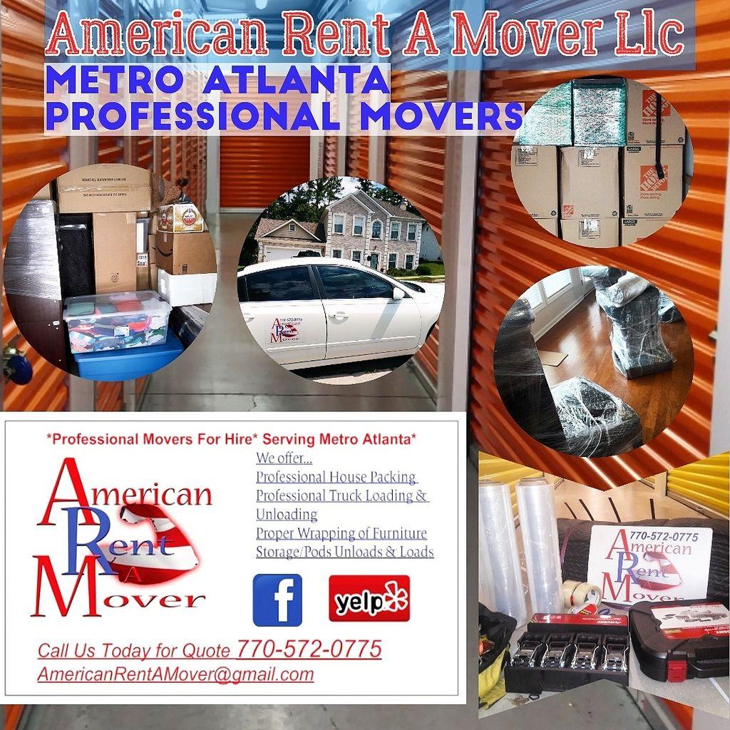 American Rent A Mover Llc