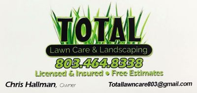 Avatar for Total lawn care & landscaping Manning, SC Thumbtack