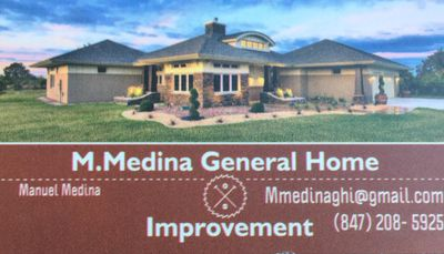 Avatar for M.Medina General Home Improvement