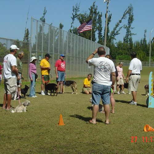 OUr group classes are held on our dedicated 38,000s.f safe and gated field at Sunview Park in Fort-Lauderdale.