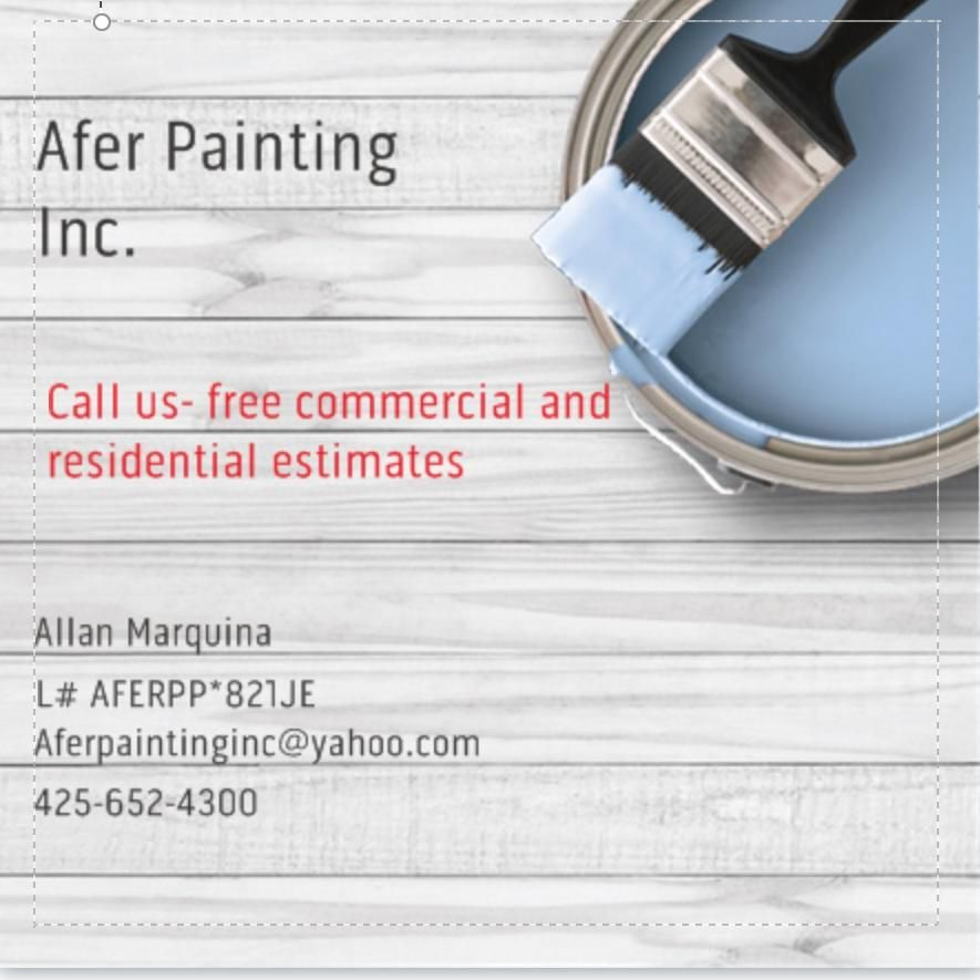 Afer Painting Inc
