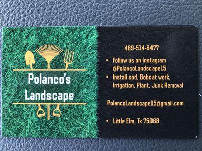 Avatar for Polanco's Landscape