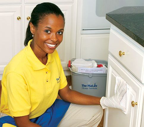 There's a healthy difference between The Maids and other housekeeping services.