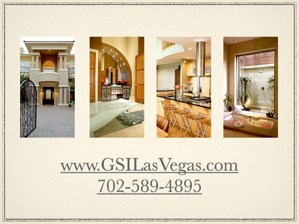 GSI: Las Vegas Home Inspections