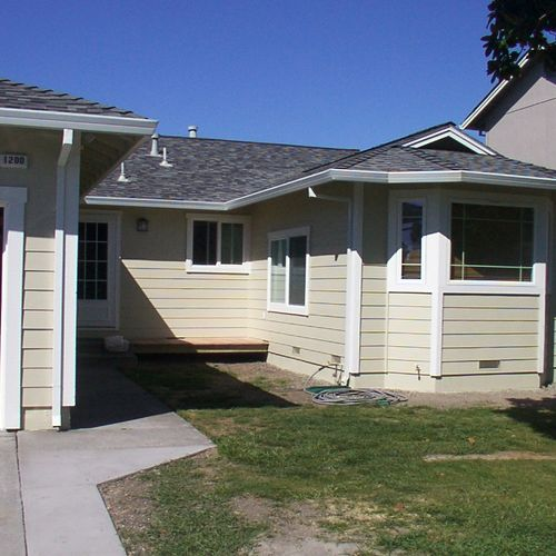 Room addition by Majestic Builders Rohnert Park, CA. mymajesticbuilder