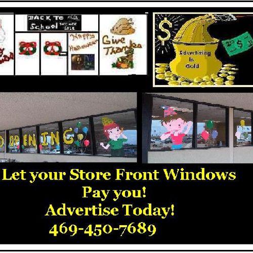 Advertising is Golden 4694507689