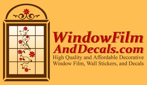 Window Film and Decals