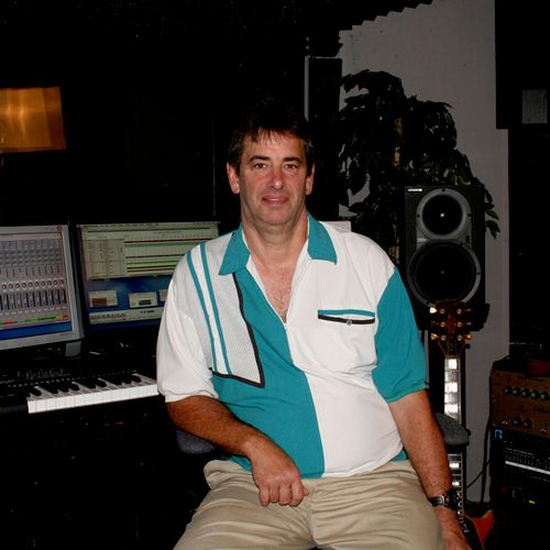 Richard Lawton Engineer, Producer,  Sax, flute, guitar, keyboard player and vocalist
