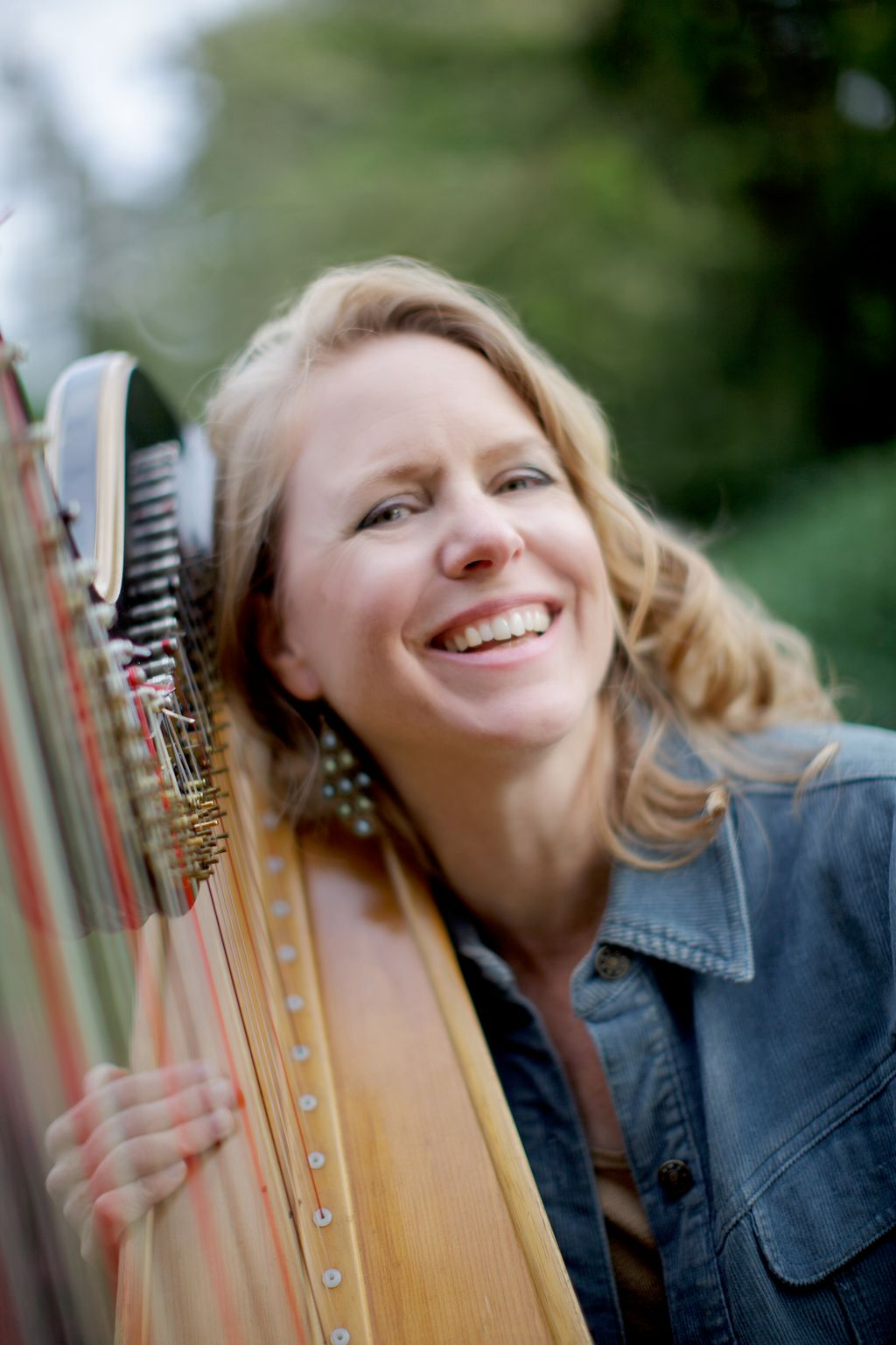 The Solo Harp of Susan W. Haas