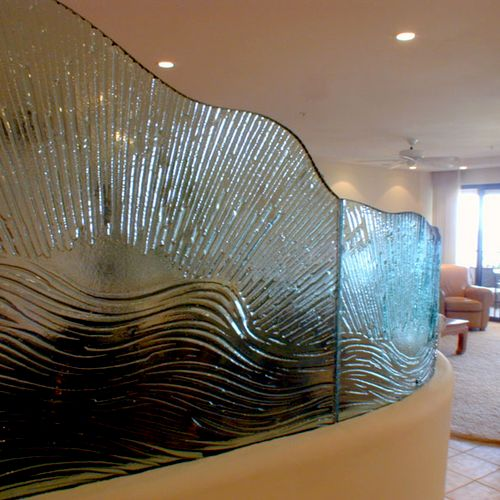 Glass Dividers & Enclosures