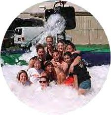 Foam Party Anyone?