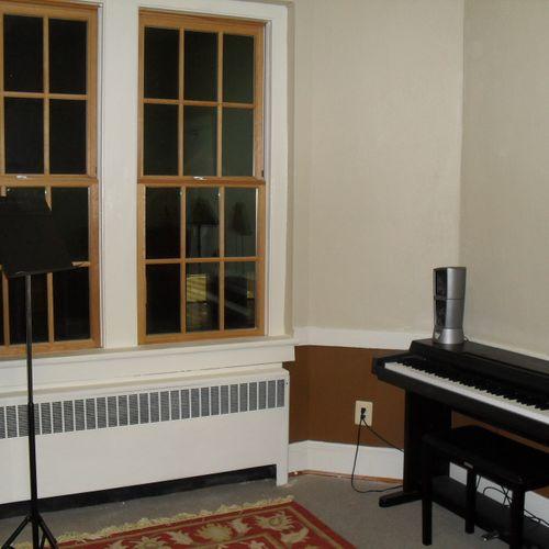 Sexton Music Studio.