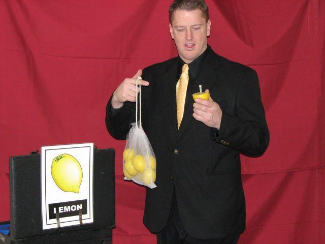 A Magician Shawn Durham