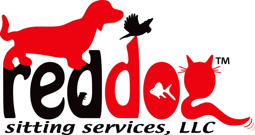 Red Dog Pet Sitting Service