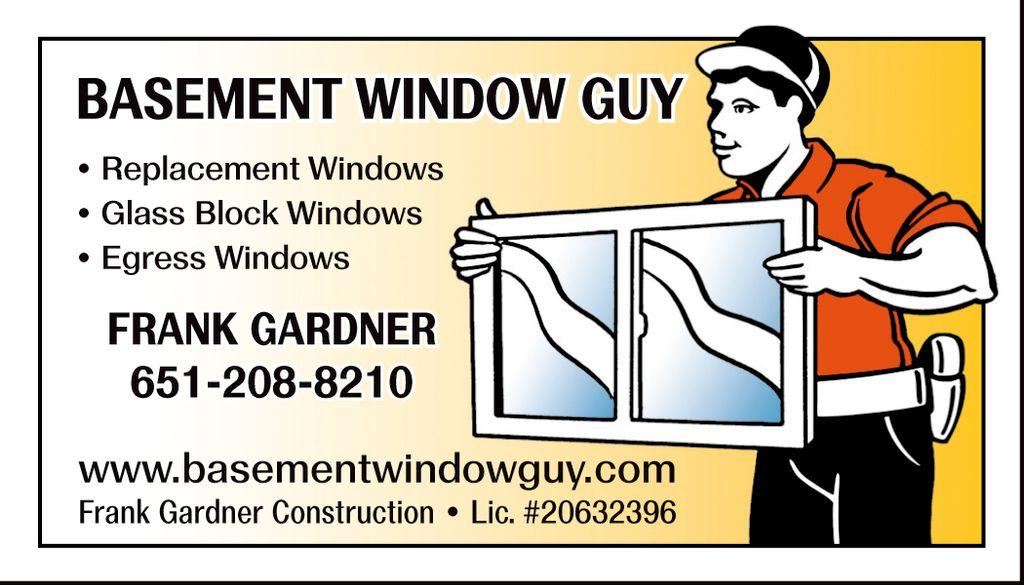 Basement Window Guy