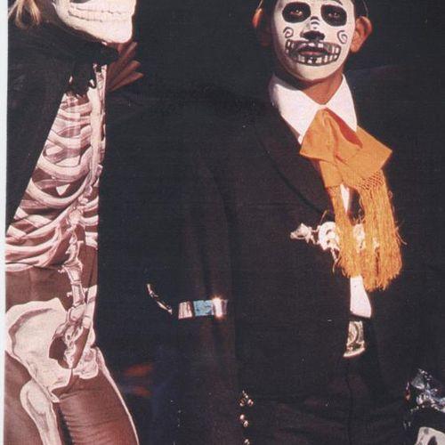 Skull Boy-Day of the Dead