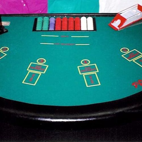 poker, craps, and blackjack oh my!
