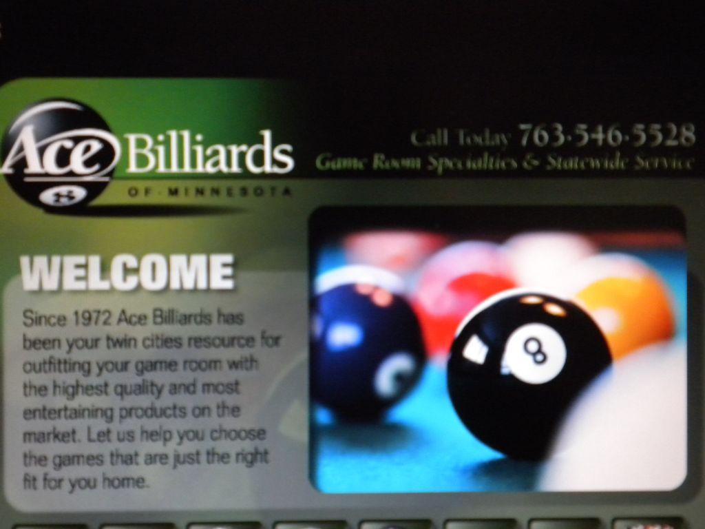 Ace Billiards of MN, Inc.