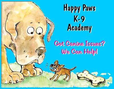 Happy Paws K-9 Academy