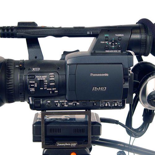Advanced flash memory RAID cam production.
