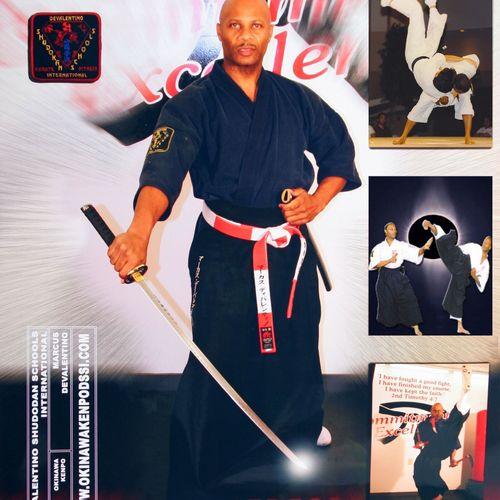 Marcus DeValentino Okinawa Kenpo Karate and Kobudo