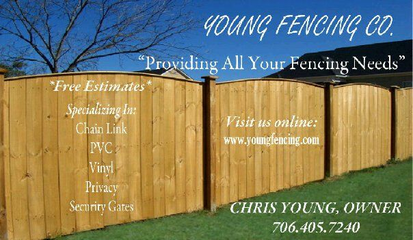 Young Fencing Company