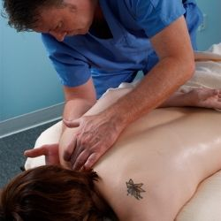 Integrative massage therapy can relieve both acute and chronic shoulder pain.