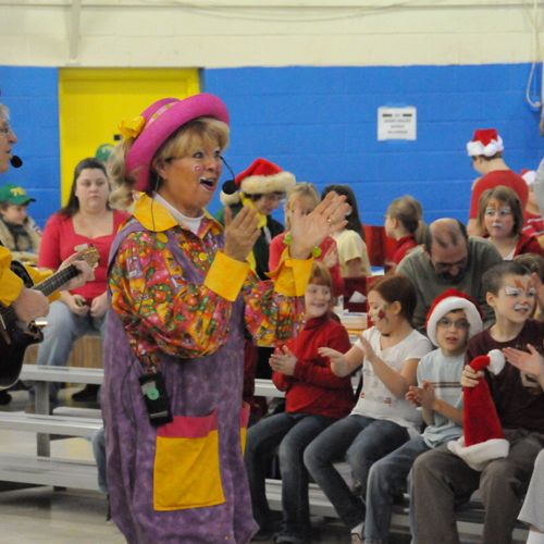 Concerts! Music, magic, puppets and storytelling!