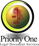 Priority One Legal Document Services