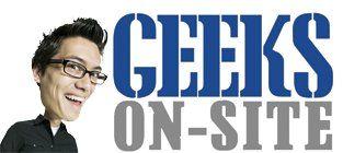 Geeks On-site Computer Repair Logo