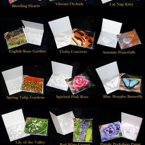 Full Line of Note Cards